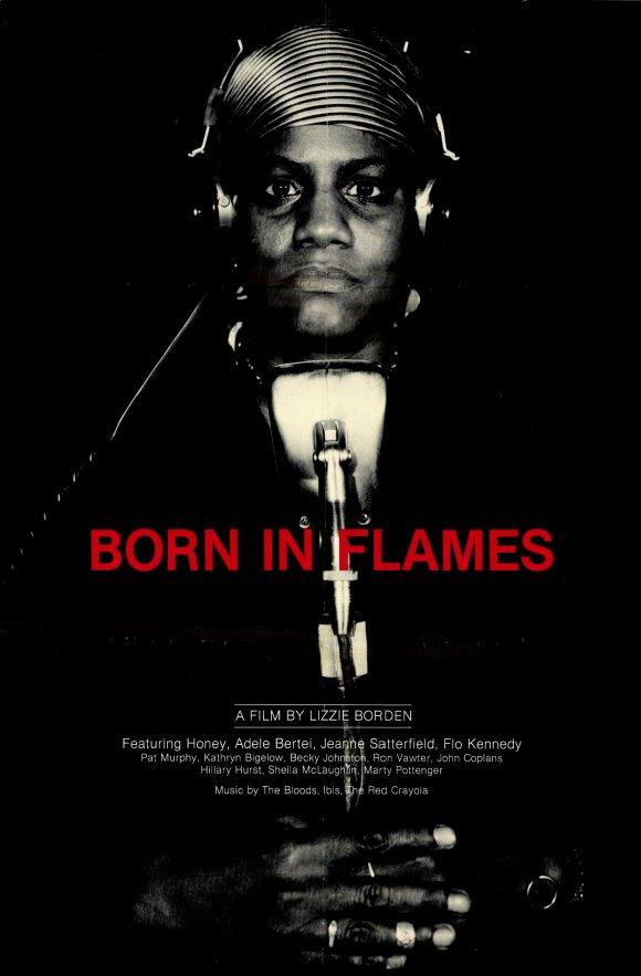 Affiche de Born in flames