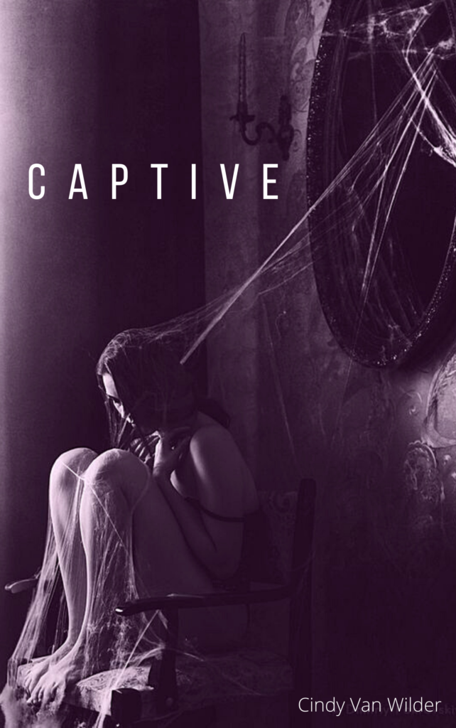Couverture de Captive