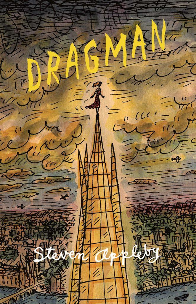 Couverture de Dragman