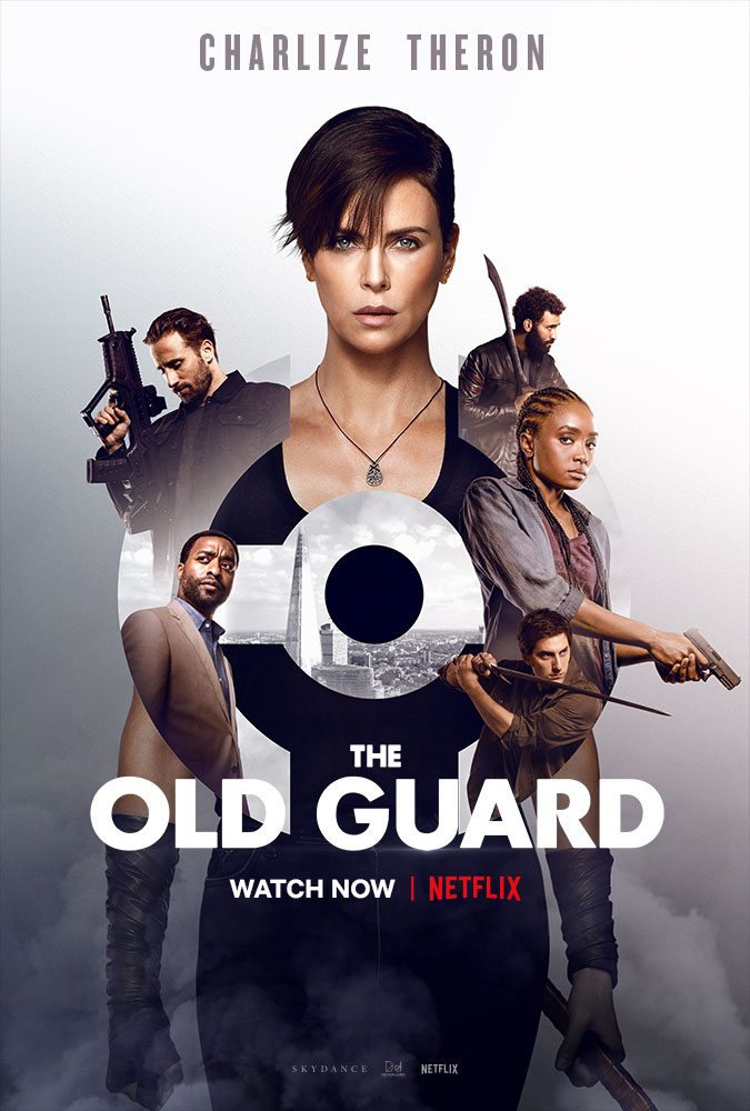 Affiche The Old Guard