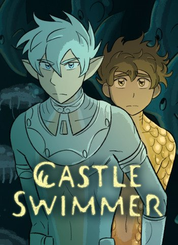 Couverture de Castle Swimmer